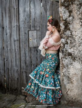 Isabel Hernandez-modelo-lirio
