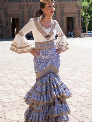 979cd2642 CONJUNTO FALDA Y CAMISA Archivos - Isabel Hernandez Artesania Flamenca