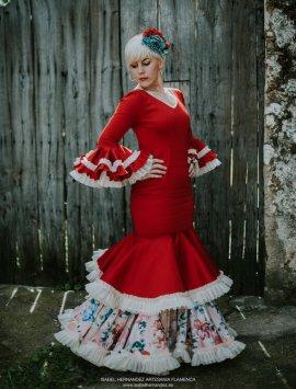 Isabel_Hernandez_trajes_de_flamenca_modelo_rosé-5