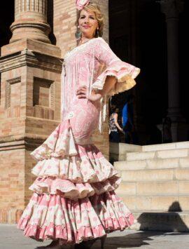 Isabel_Hernandez_trajes_flamenca_modelo compas