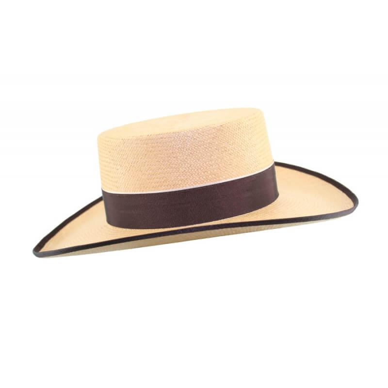 c18f92d0be43b Sombrero caña doma imperial Isabel Hernandez