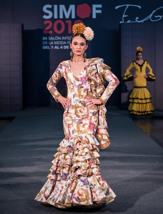 Isabel hernandez artesania flamenca templanza