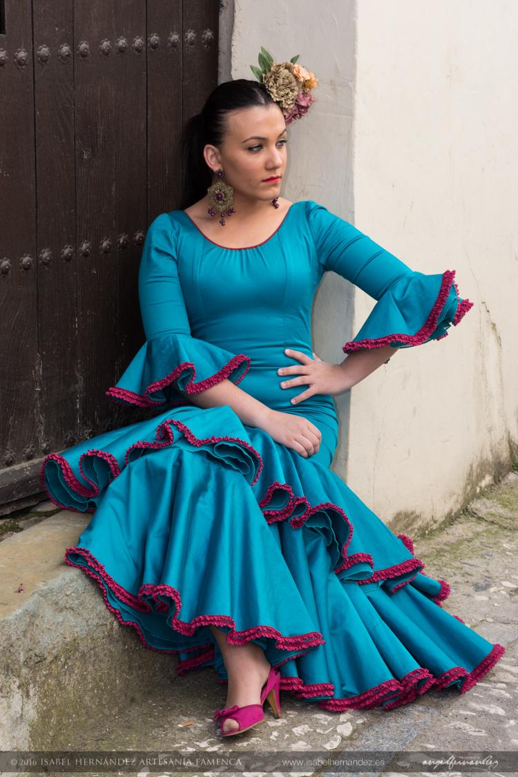 Vestidos de flamenca baratos en jaen – Moda Española moderna