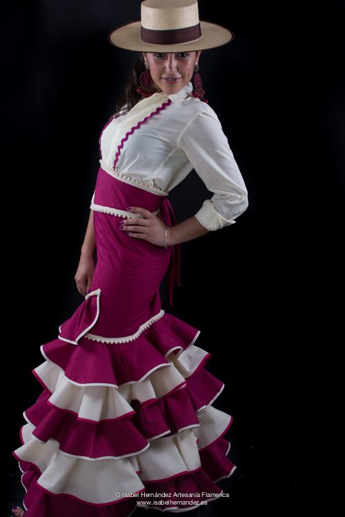 e7650080c Faldas flamencas economincas Isabel Hernandez