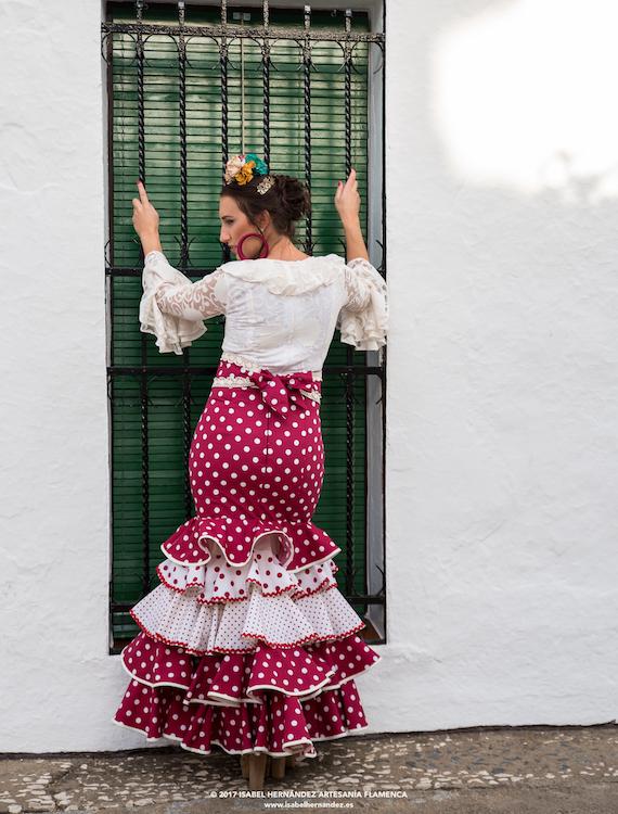 Faldas Flamencas Isabel Hernández Artesanía Flamenca 7905a6cc91f8