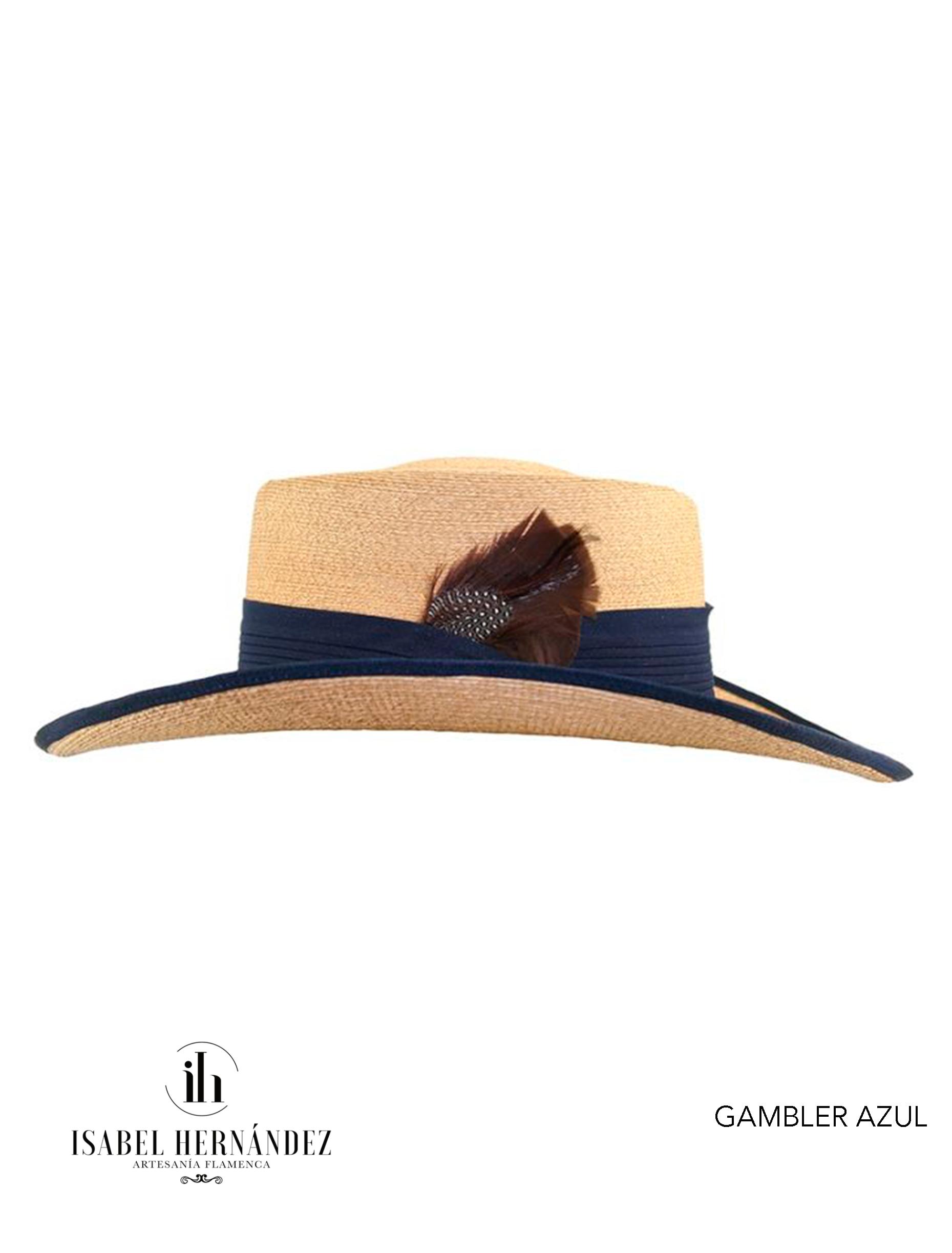sombrero-gambler-azul