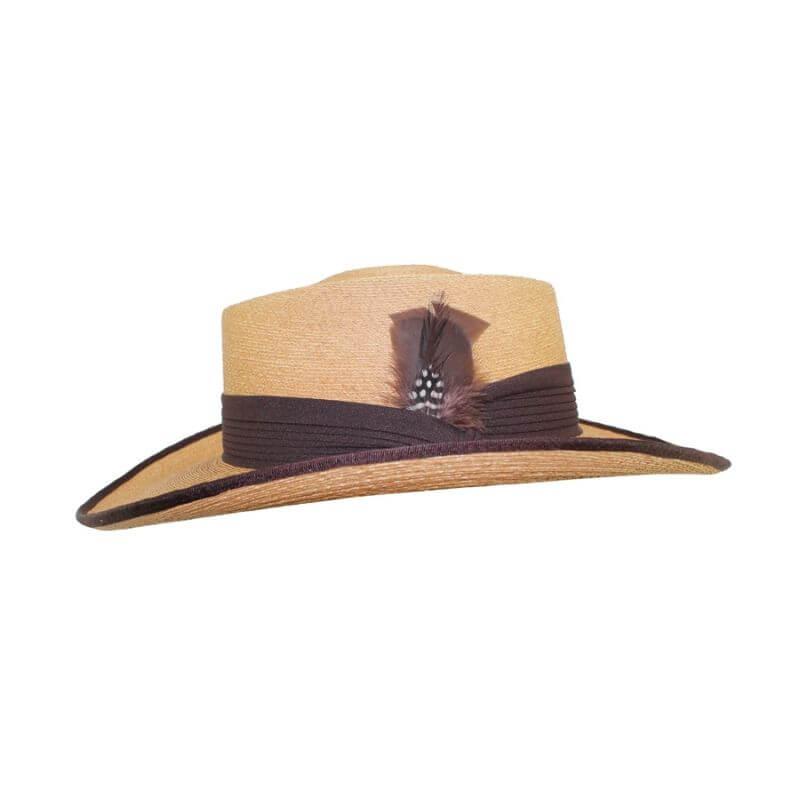 sombrero-gambler-camel-safari-marron
