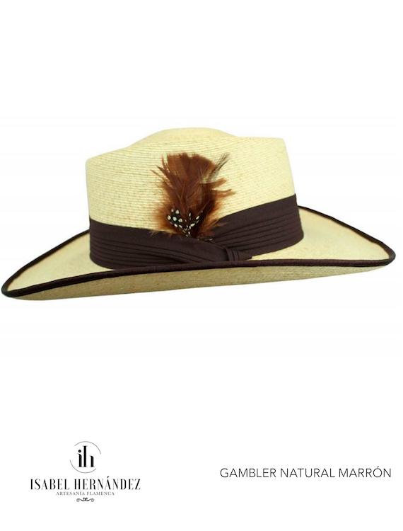 sombrero-gambler-natural-marron